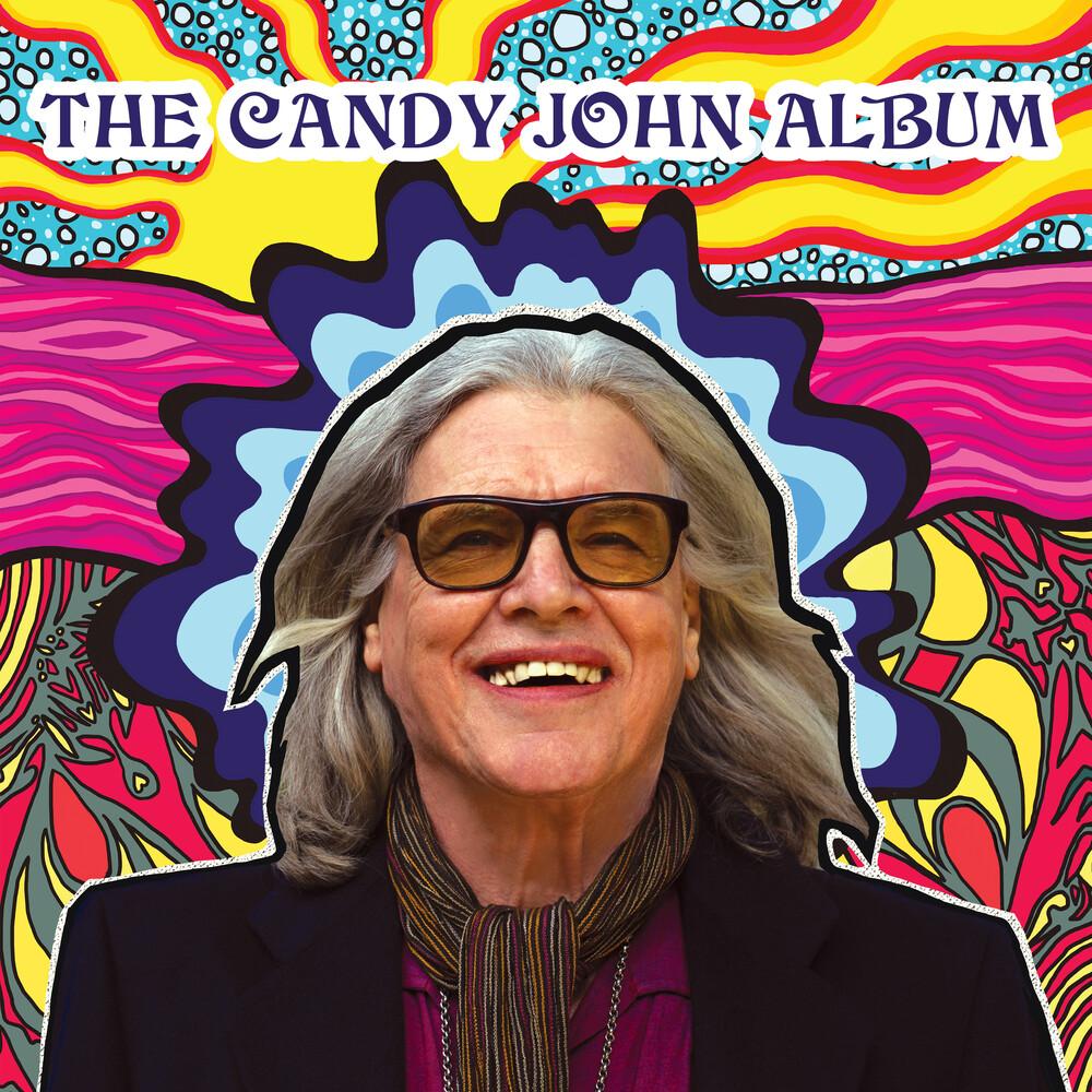 Candy Carr  John - Candy John Album