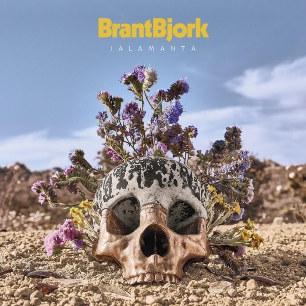Brant Bjork - Jalamanta: 20th Anniversary [Limited Striped Green, Yellow & Purple Colored Vinyl]