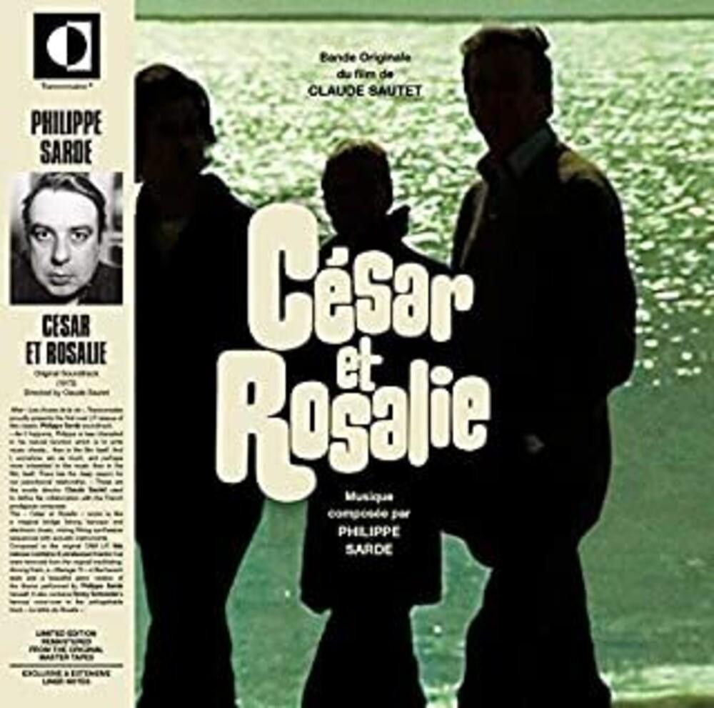Philippe Sarde  (Ita) - César Et Rosalie (César and Rosalie) (Original Motion Picture Soundtrack)