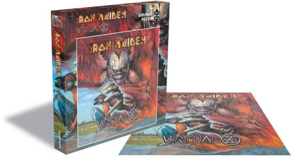 - Iron Maiden Virtual Xi (500 Piece Jigsaw Puzzle)