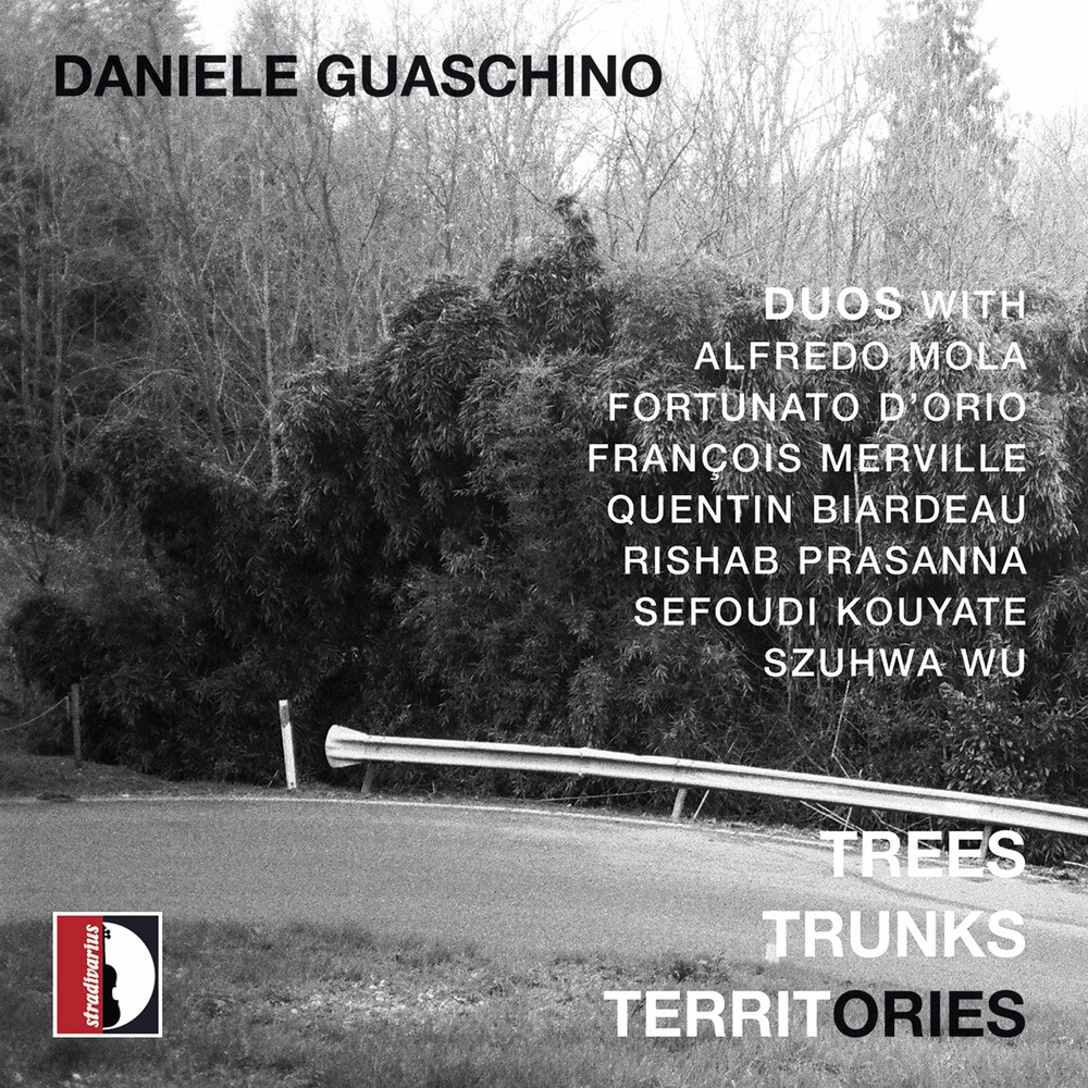 Guaschino - Trees Trunks Territories