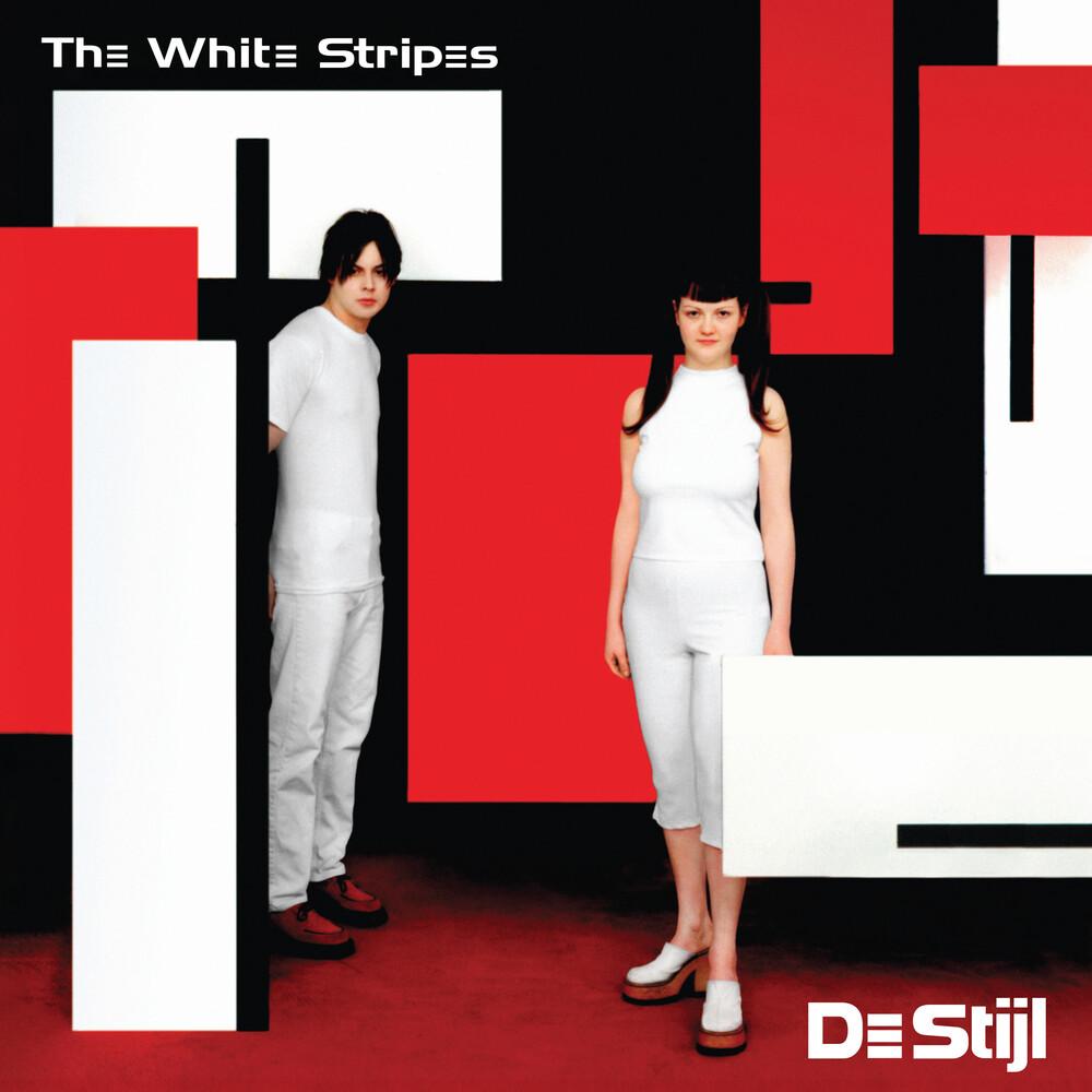 The White Stripes - De Stijl [With Booklet]