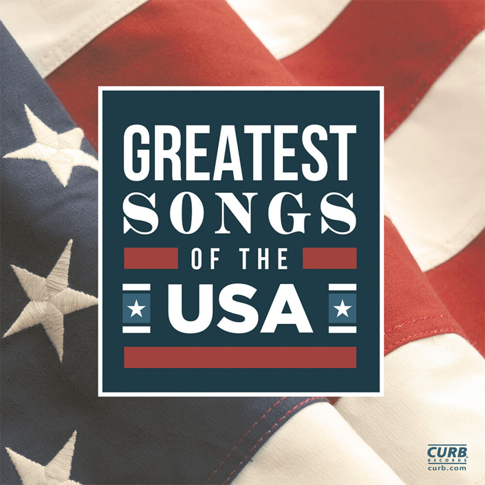 Greatest Songs Of The Usa / Var (Mod) - Greatest Songs Of The Usa / Var (Mod)