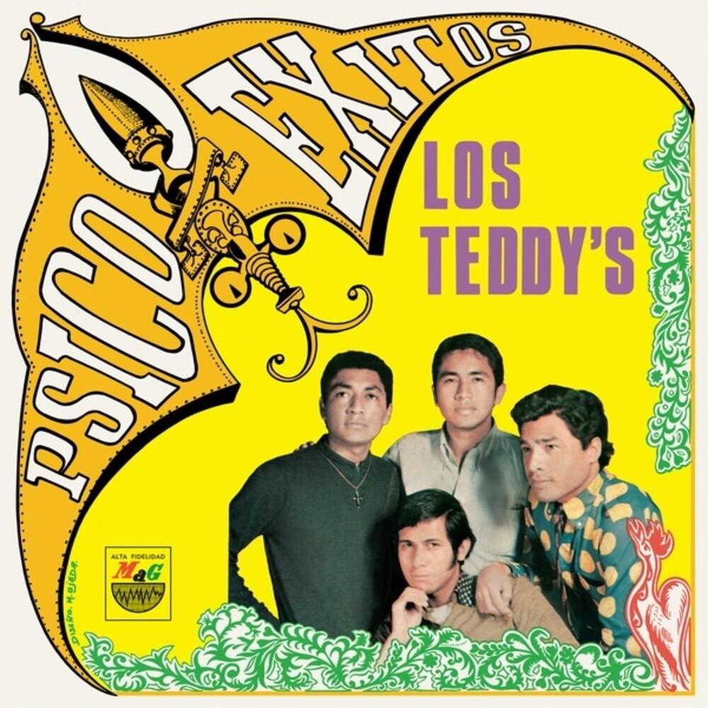 Los Teddy's - Doce Psicoexitos