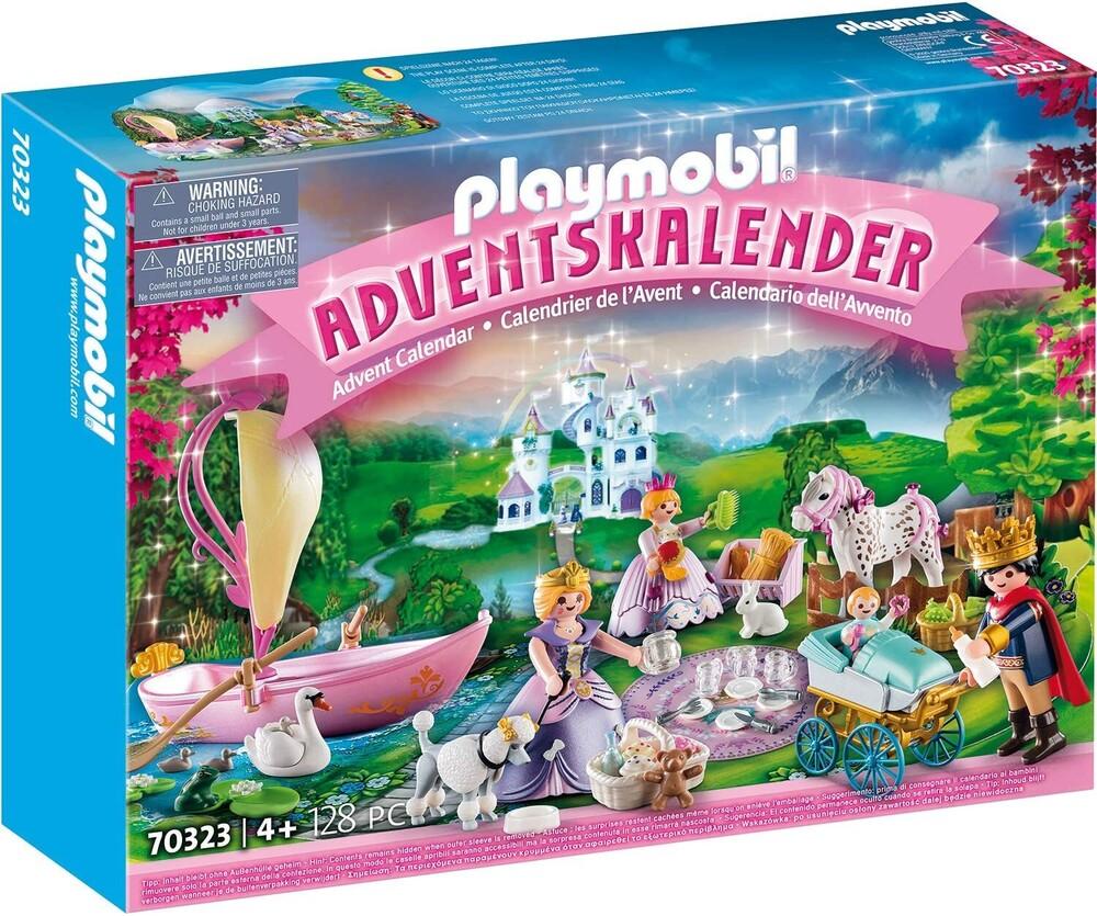 Playmobil - Advent Calendar Royal Picnic (Cal) (Fig)