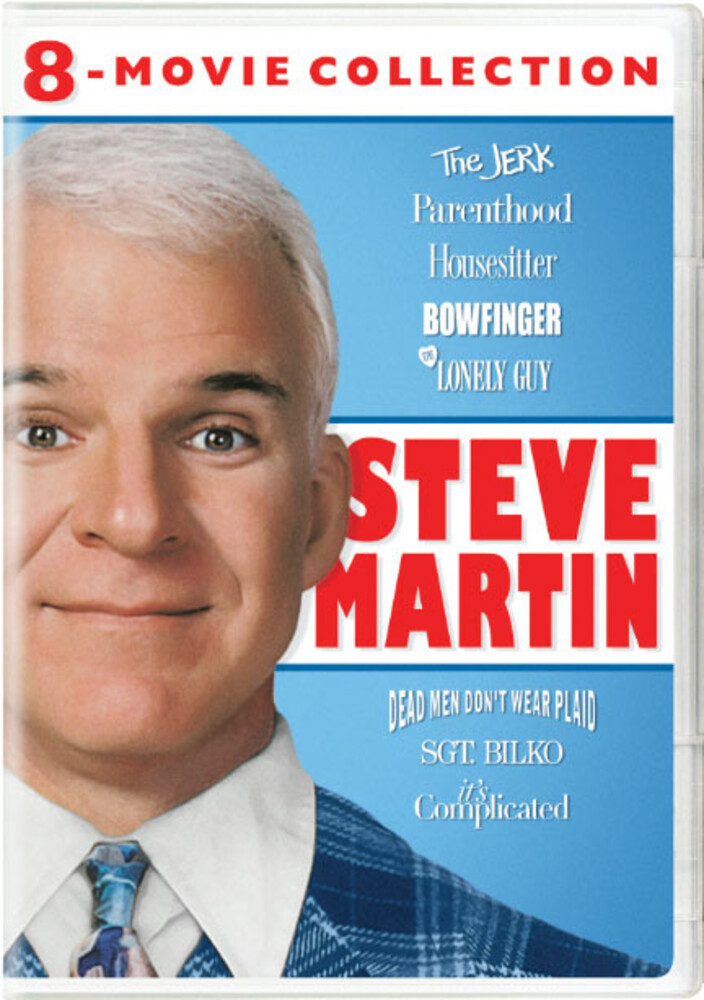 - Steve Martin 8-Movie Collection (6pc) / (Box)