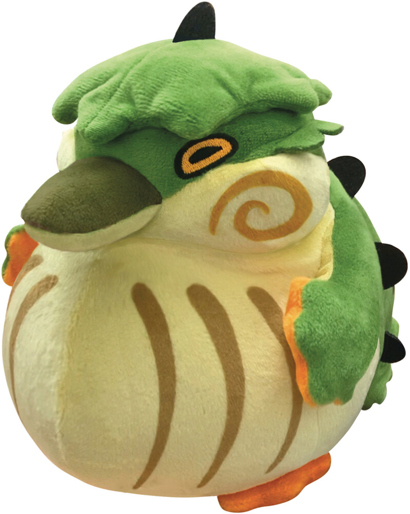 - Monster Hunter Chibi Plush Tetranadon (Clcb) (Fig)