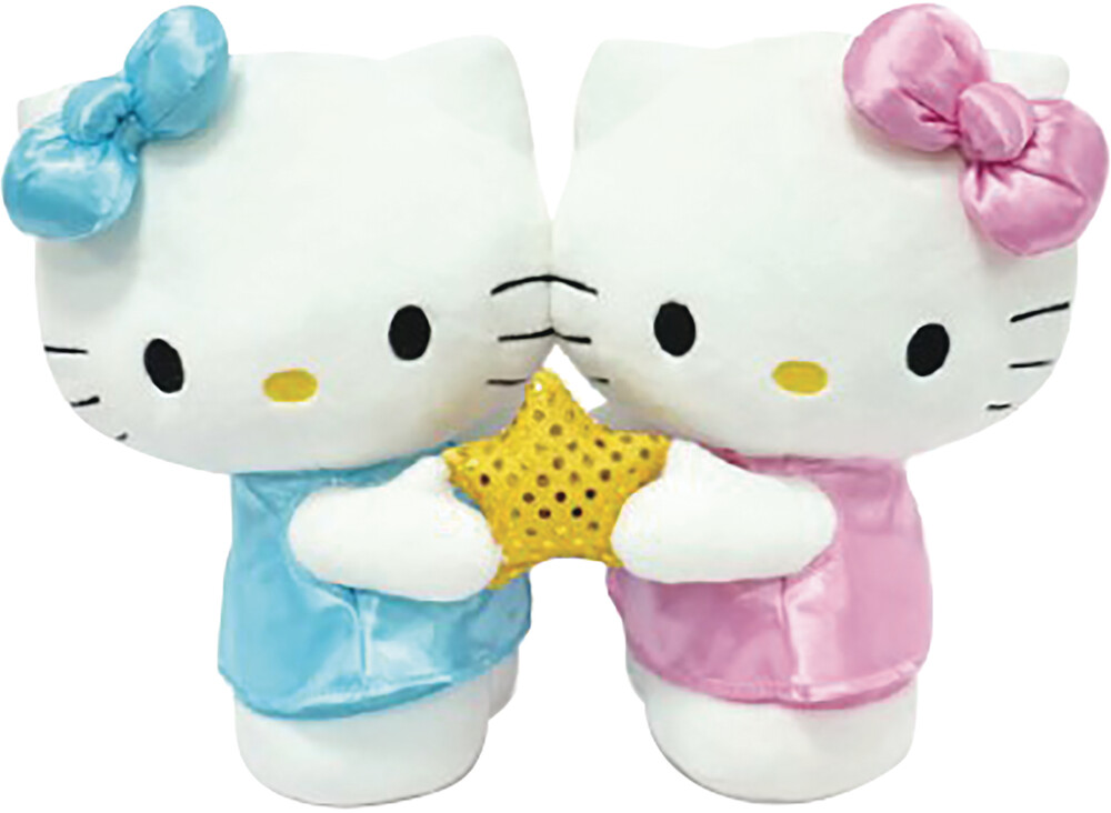 - Hello Kitty Star Sign Gemini Medium Plush (Plus)