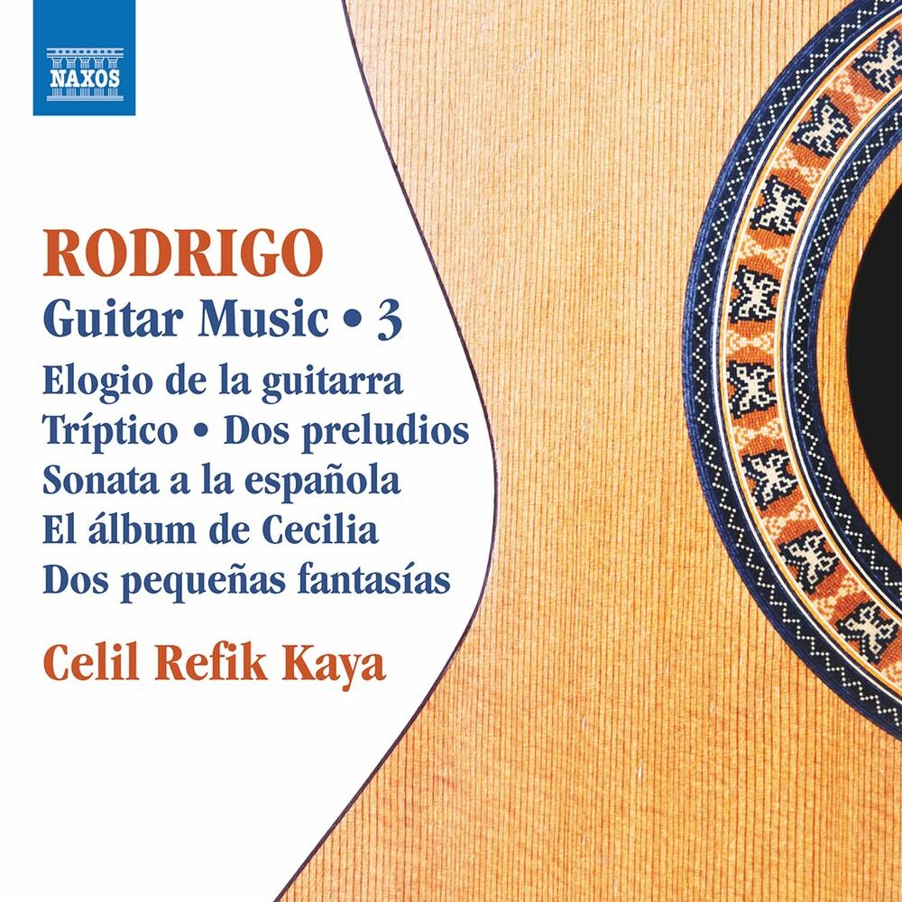 Rodrigo / Kaya - Guitar Music 3