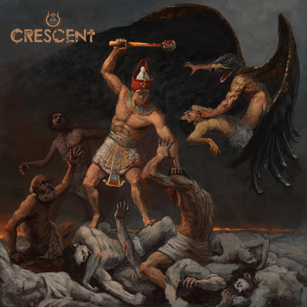 Crescent - Carving The Fires Of Akhet [Limited Edition] [Digipak]
