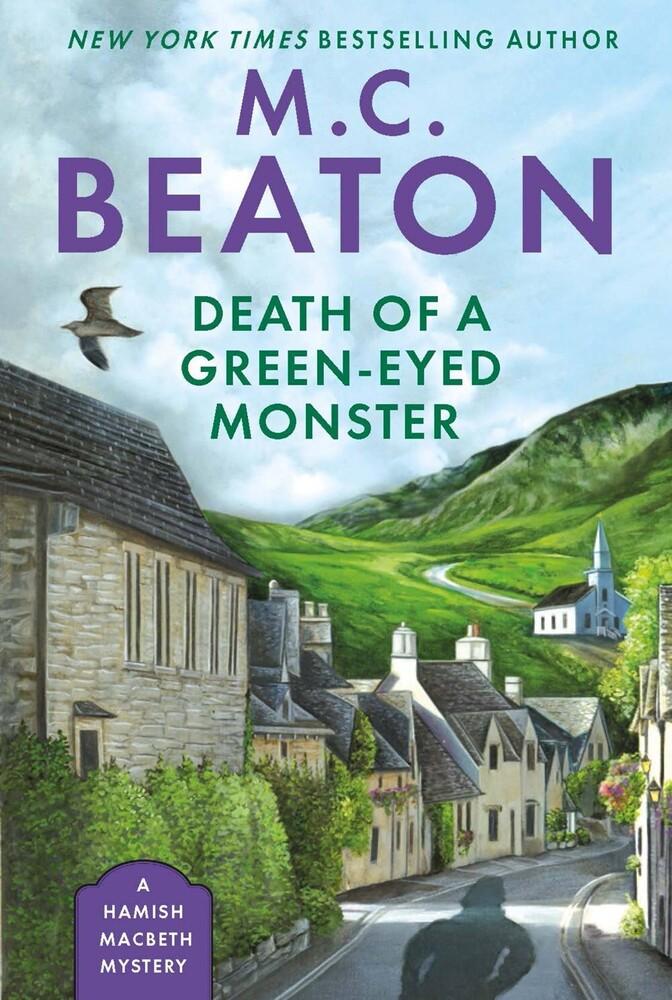 M Beaton  C - Death Of A Green Eyed Monster (Hcvr) (Ser)