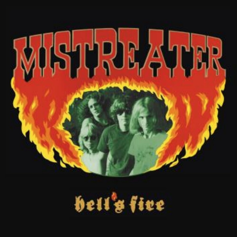 Mistreater - Hell's Fire (Bonus Track) [Deluxe] [Remastered]