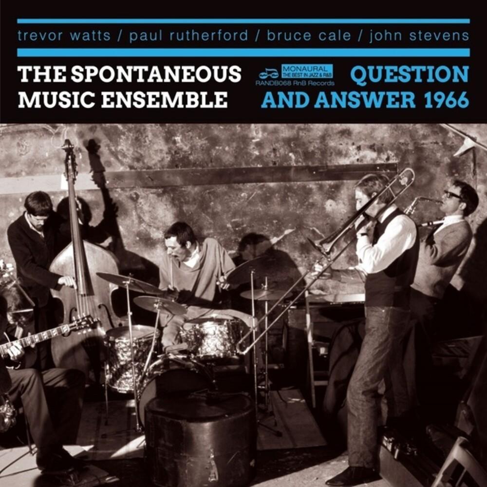 Spontaneous Music Ensemble - Question & Answer 1966 (Can)