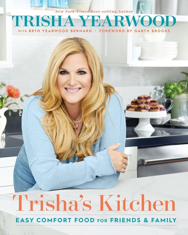 Trisha Yearwood  / Brooks,Garth - Trishas Kitchen (Hcvr)