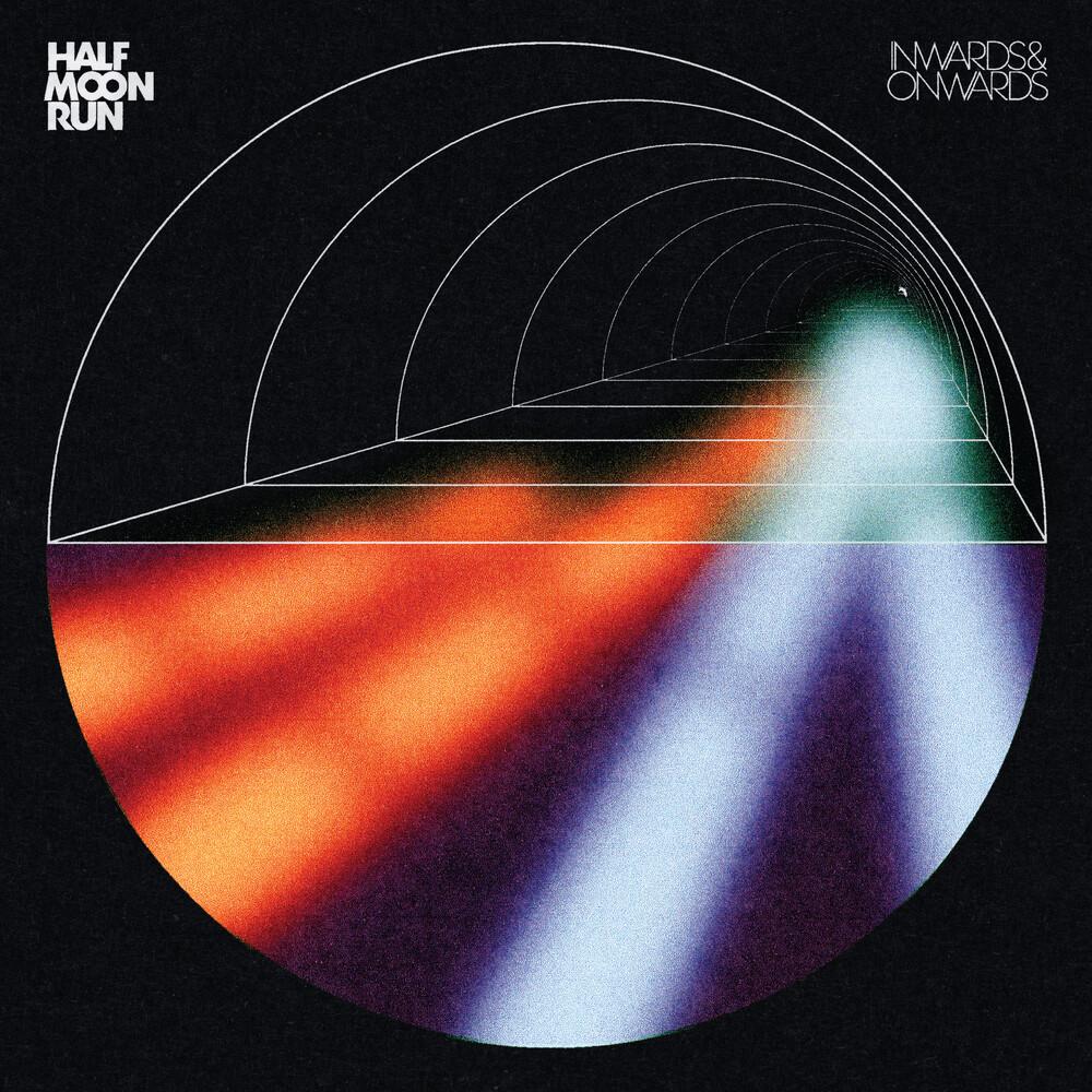 Half Moon Run - Inwards & Onwards (10in) (Ep)