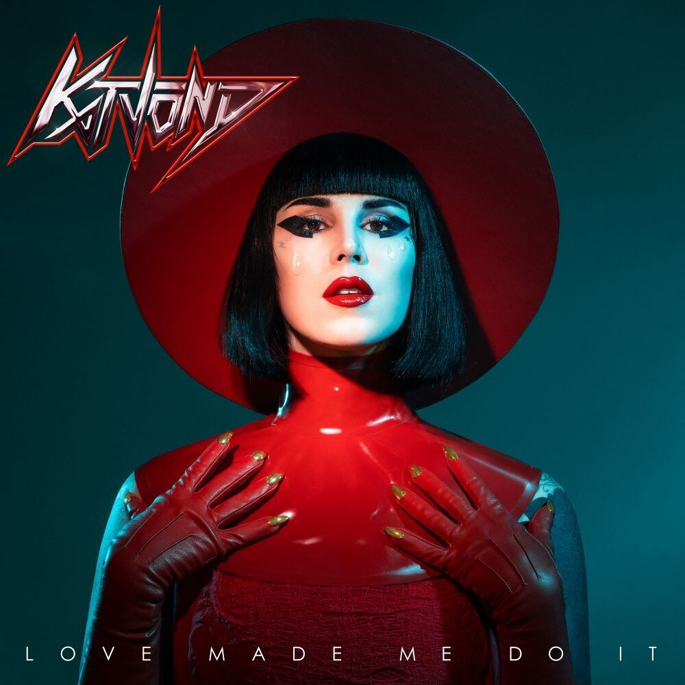 Kat Von D - Love Made Me Do It [Indie Exclusive] (Glow In The Dark) [Colored Vinyl]