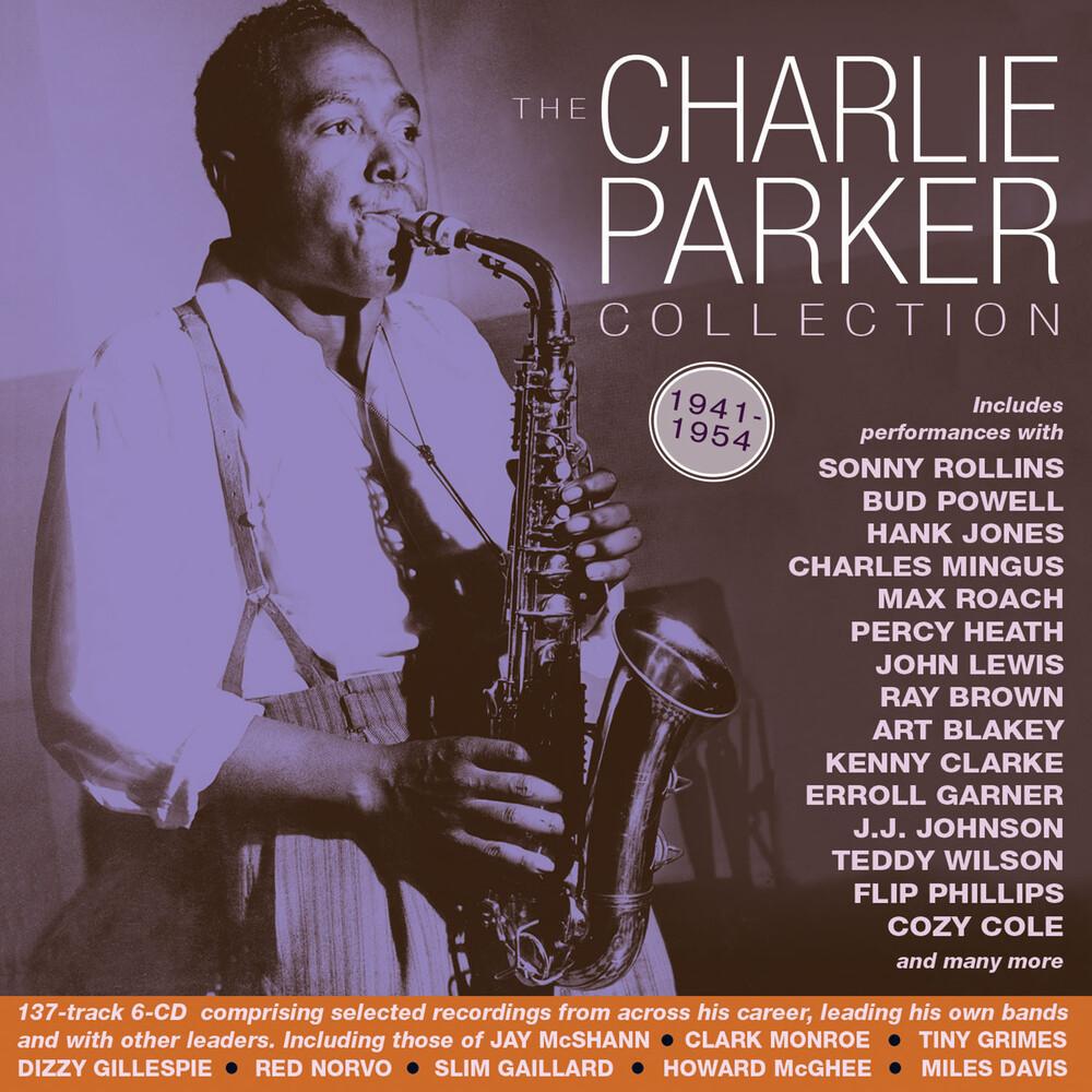 Charlie Parker - Charlie Parker Collection 1941-54