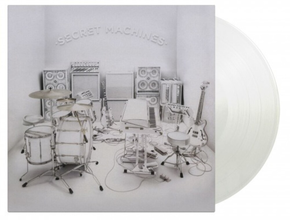 Secret Machines - Now Here Is Nowhere [Clear Vinyl] (Gate) [Limited Edition] [180 Gram]