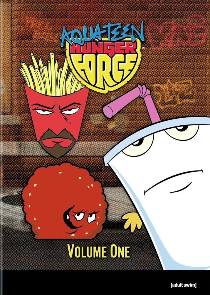 C. Martin Croker - Aqua Teen Hunger Force: Volume One (2pc) / (2pk)