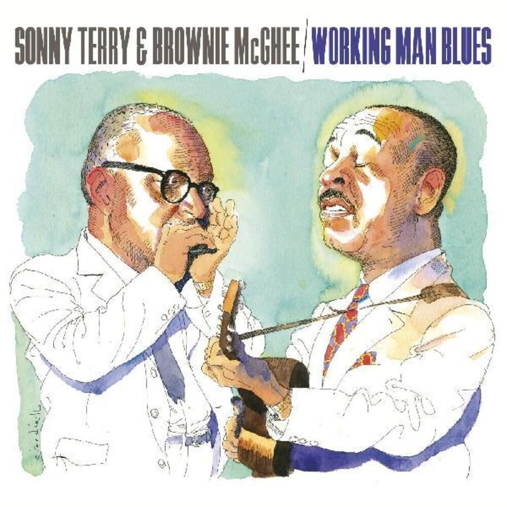 Sonny Terry  / Mcghee,Brownie - Working Man Blues