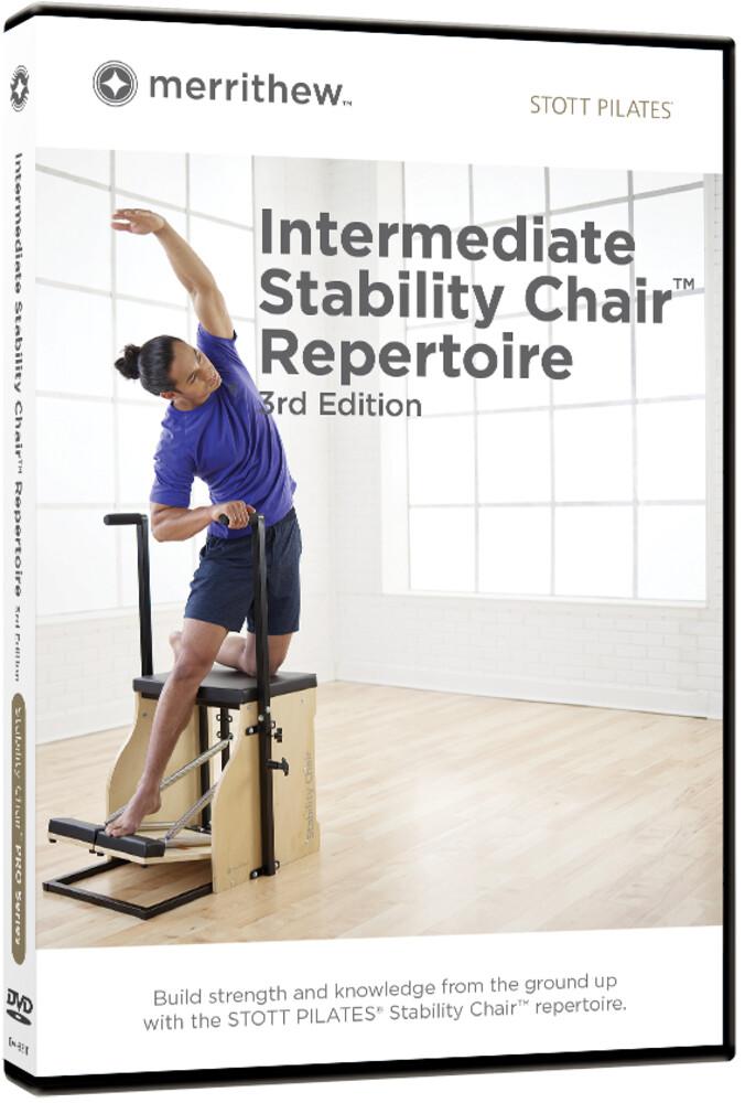 - Stott Pilates Intermed Stability Chair Rep 3rd Ed