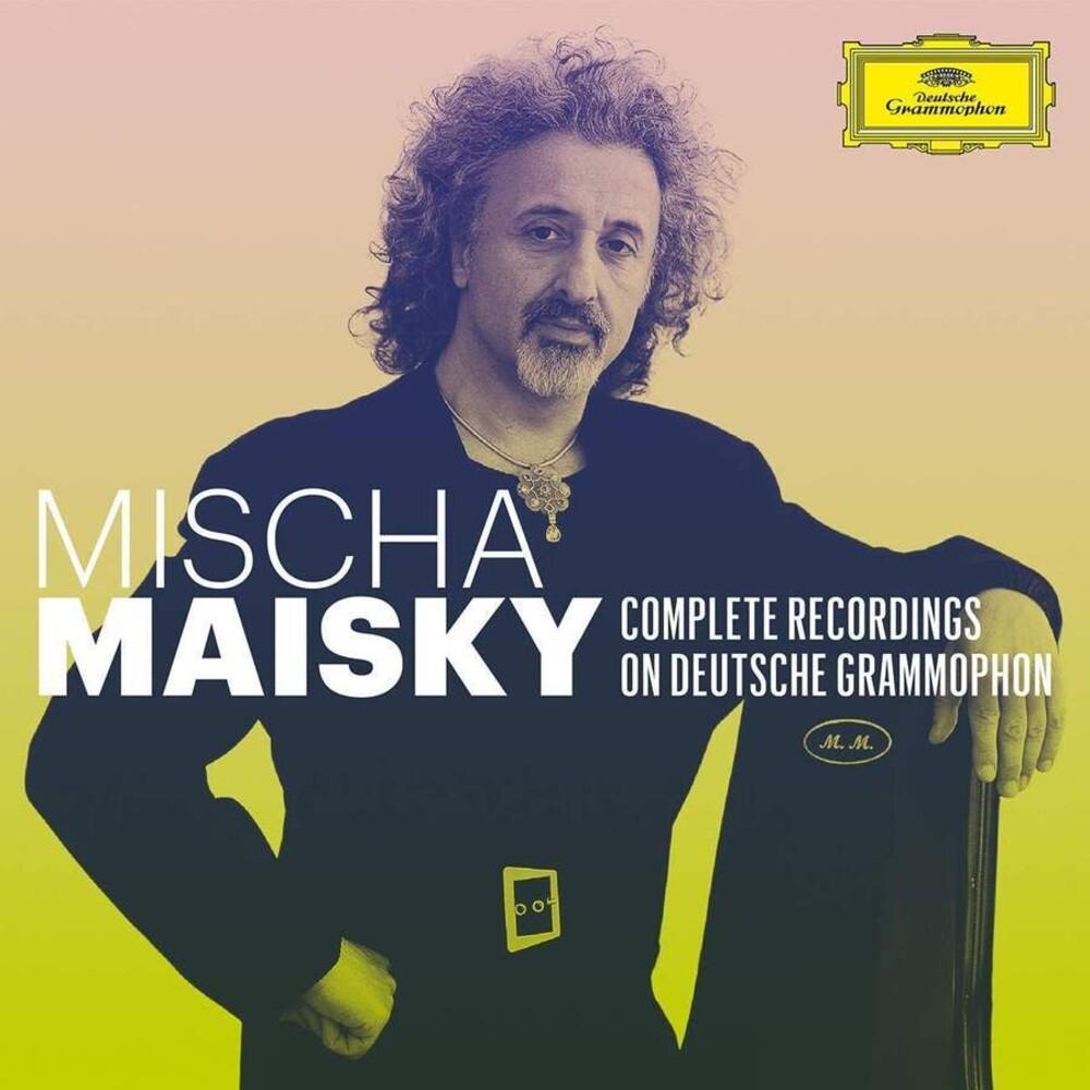 Mischa Maisky - Complete Recordings Deutsche Grammophon (Box)