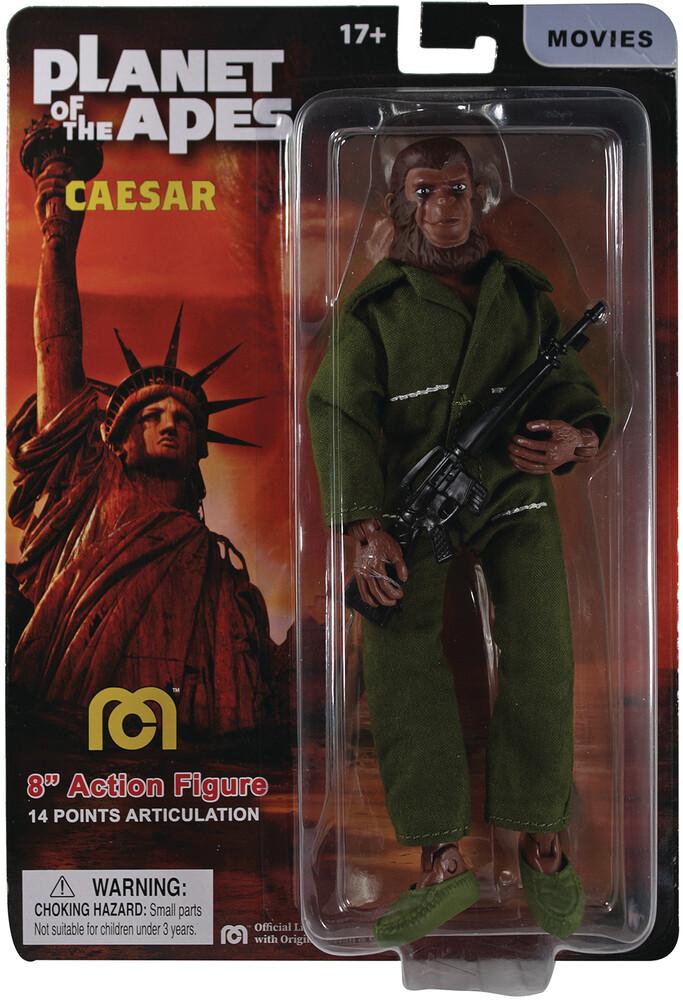 - Mego Planet Of The Apes Caesar 8in Af (Afig)