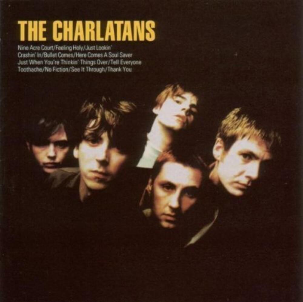 Charlatans Uk - Charlatans [Colored Vinyl] (Gate)