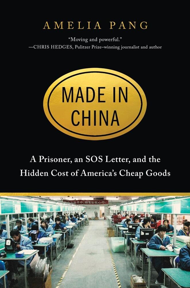Amelia Pang - Made In China (Ppbk)
