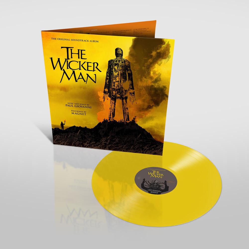 Paul Giovanni  / Carpenter,Gary (Colv) (Ylw) (Aniv) - Wicker Man / O.S.T. [Colored Vinyl] (Ylw) (Aniv) (Uk)