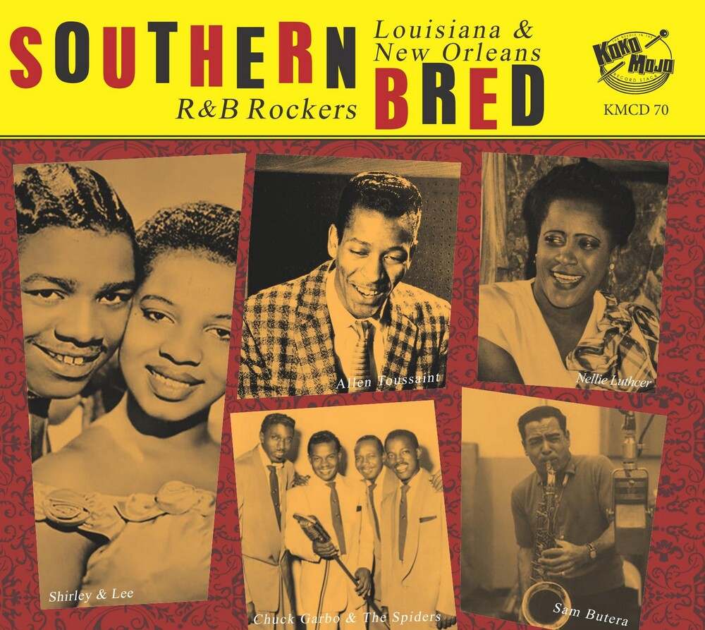 Southern Bred 20: Louisiana New Orleans R&B / Var - Southern Bred 20: Louisiana New Orleans R&B / Var