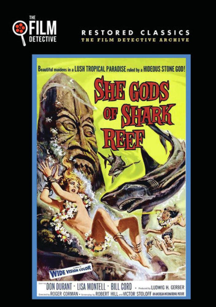 She Gods of Shark Reef - She Gods Of Shark Reef / (Mod Rstr)
