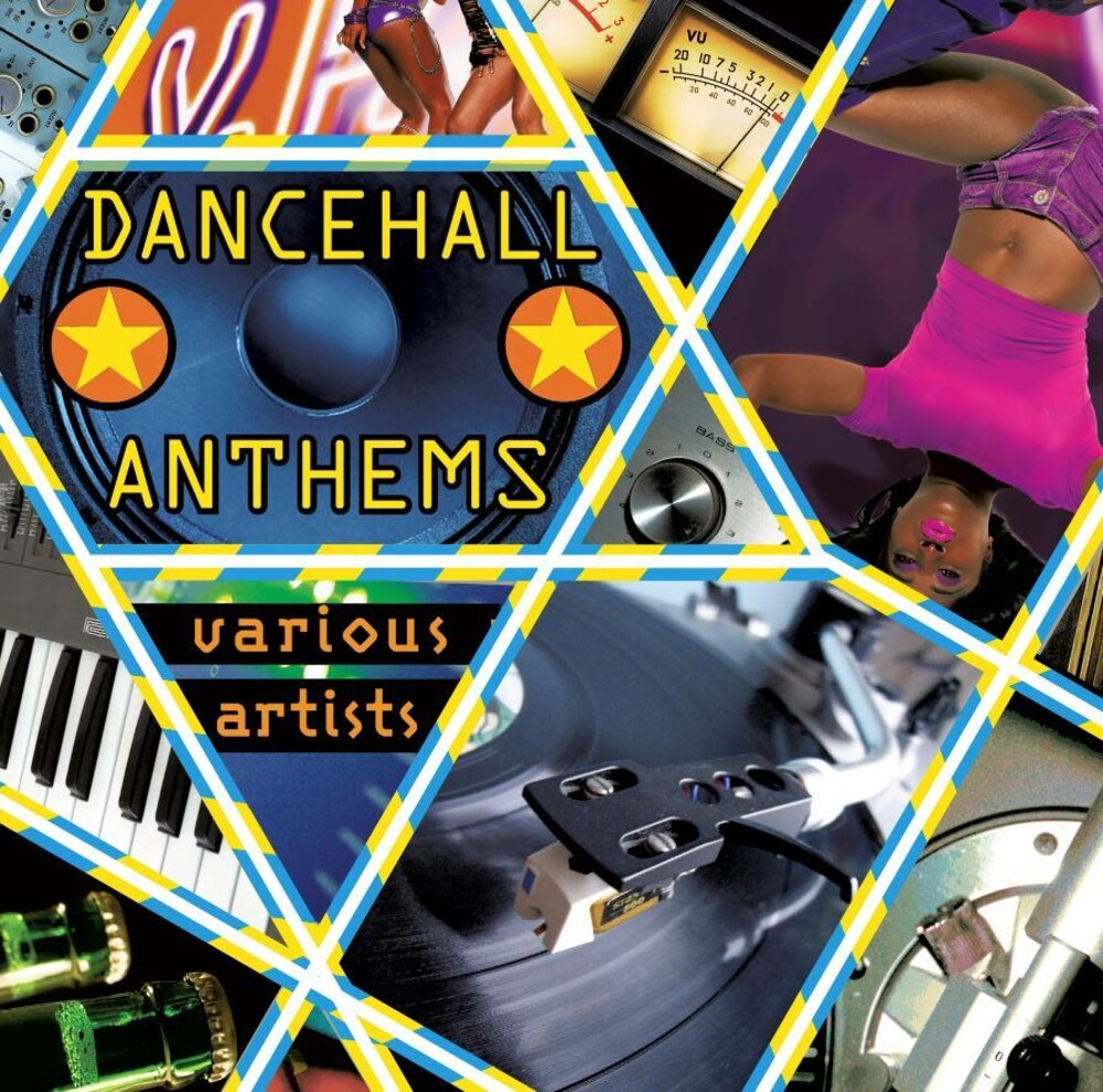 Dancehall Anthems / Various - Dancehall Anthems / Various (Can)