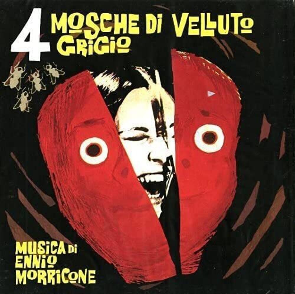 Ennio Morricone  (Cvnl) (Ltd) (Ogv) (Ita) - 4 Mosche Di Velluto Grigio / O.S.T. [Clear Vinyl] [Limited Edition]