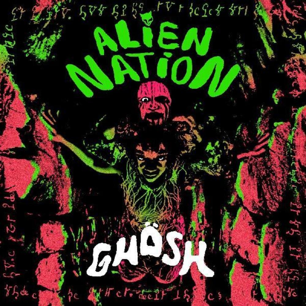 Ghosh - Alien Nation [Colored Vinyl] (Grn)
