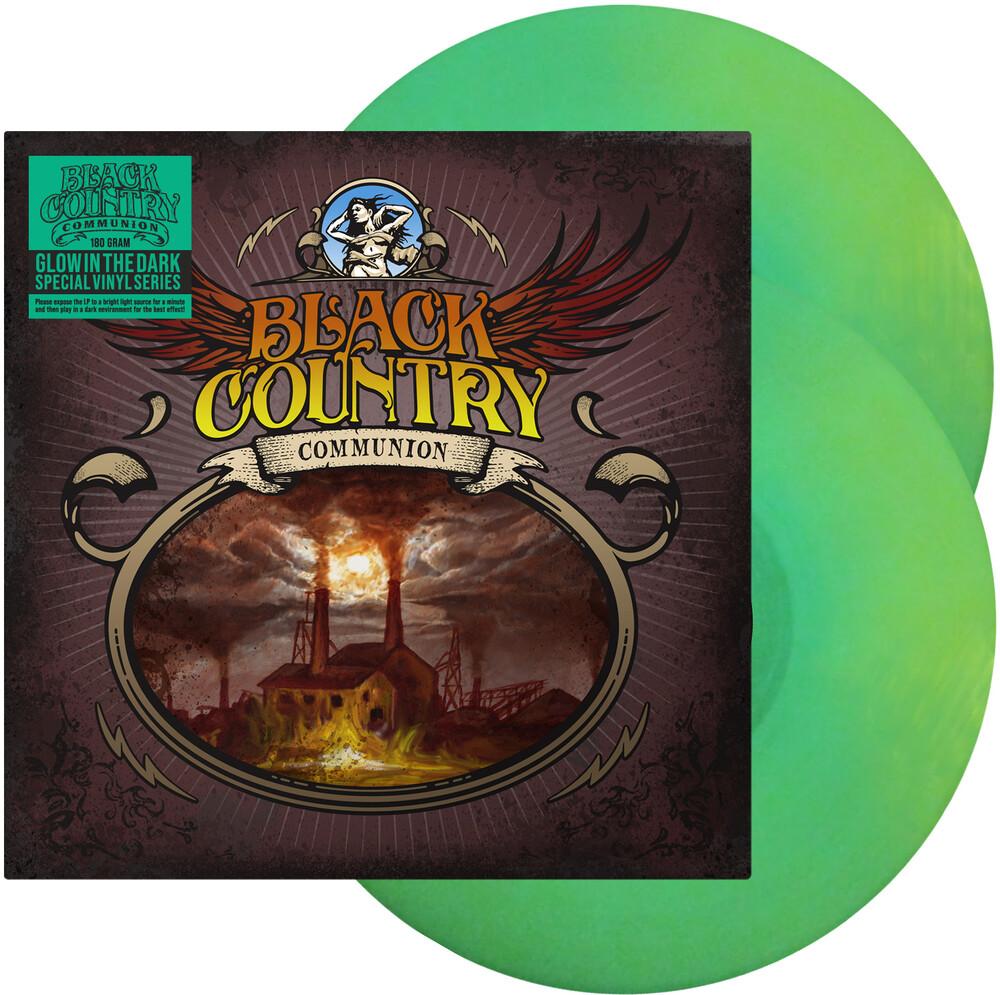 Black Country Communion - Black Country Communion ['Glow In The Dark' Colored Vinyl]