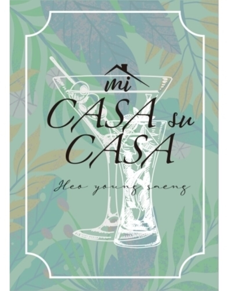 Heo Young Saeng - Mi Casa Su Casa (incl. 36pg Photobook, Photocard, Character Art Sticker + Photo Postcard)