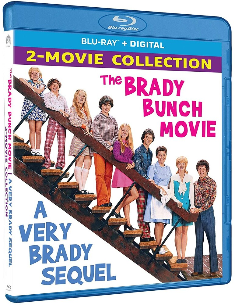 Florence Henderson - Brady Bunch 2-Movie Collection (2pc) / (2pk Ac3)