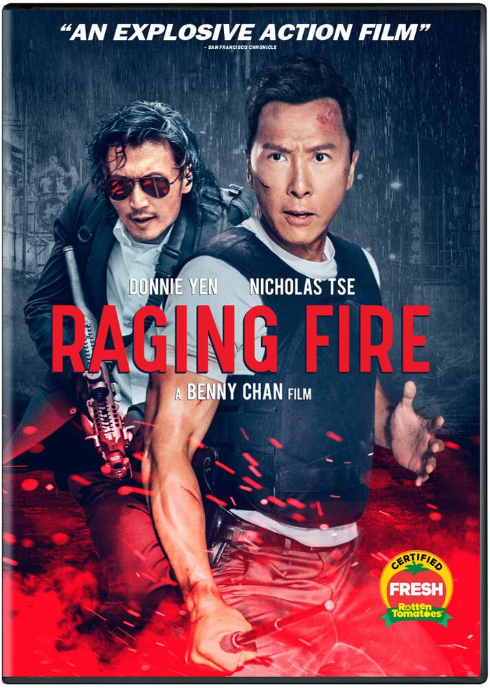 Raging Fire - Raging Fire
