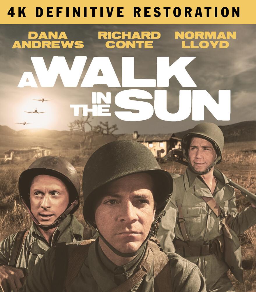 Walk in the Sun: The Definitive Restoration - A Walk In The Sun: The Definitive Restoration