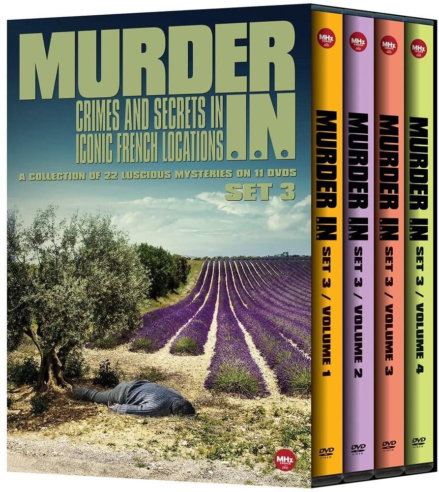 Murder in Set 3 - Murder In Set 3 (11pc) / (Box)