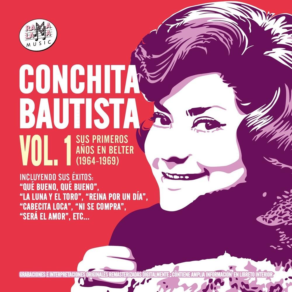 Conchita Bautista - Sus Primeros Discos En Belter 1964-1969 (Spa)