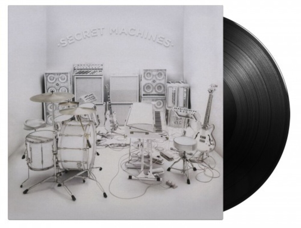 Secret Machines - Now Here Is Nowhere (Blk) [180 Gram] (Hol)