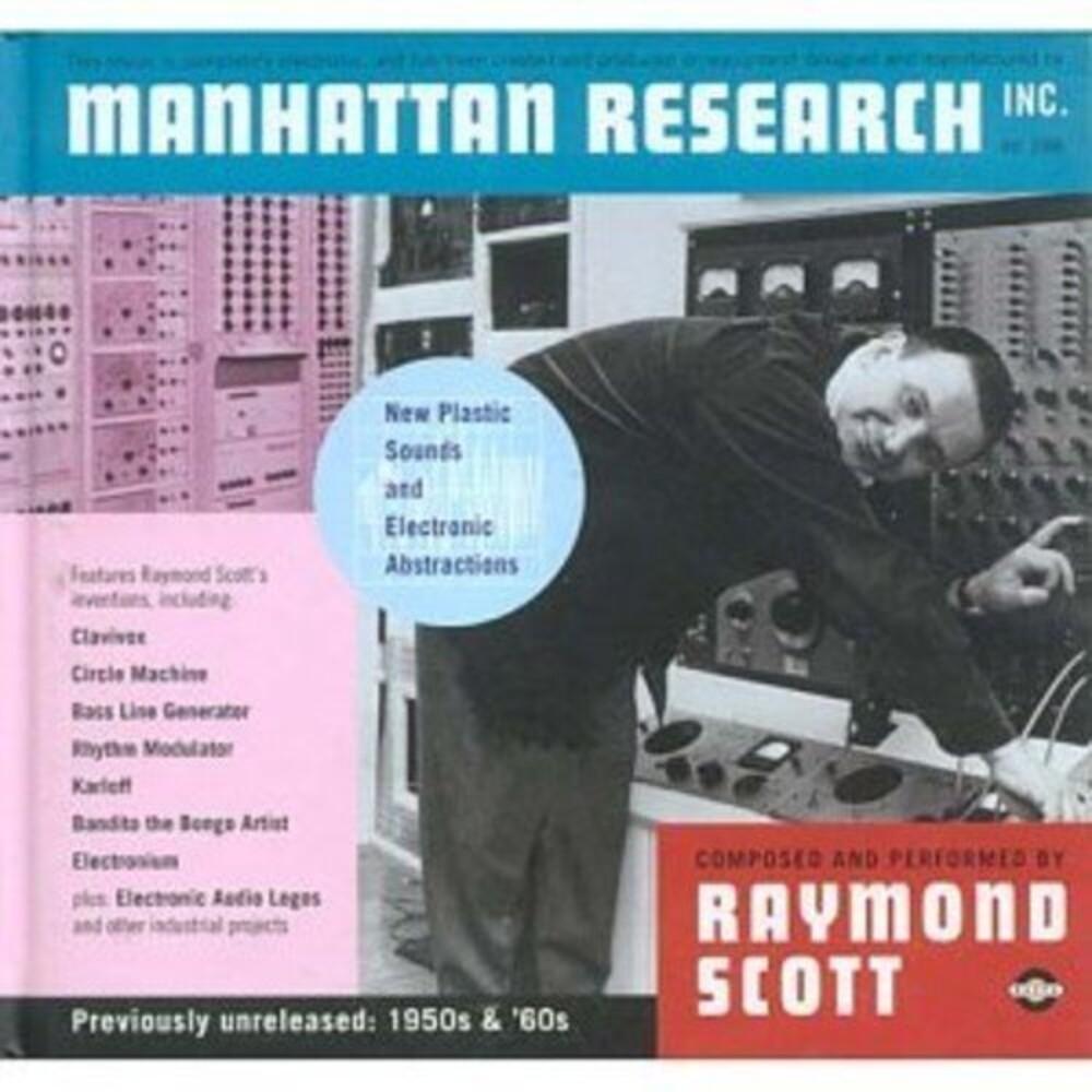Raymond Scott - Manhattan Research