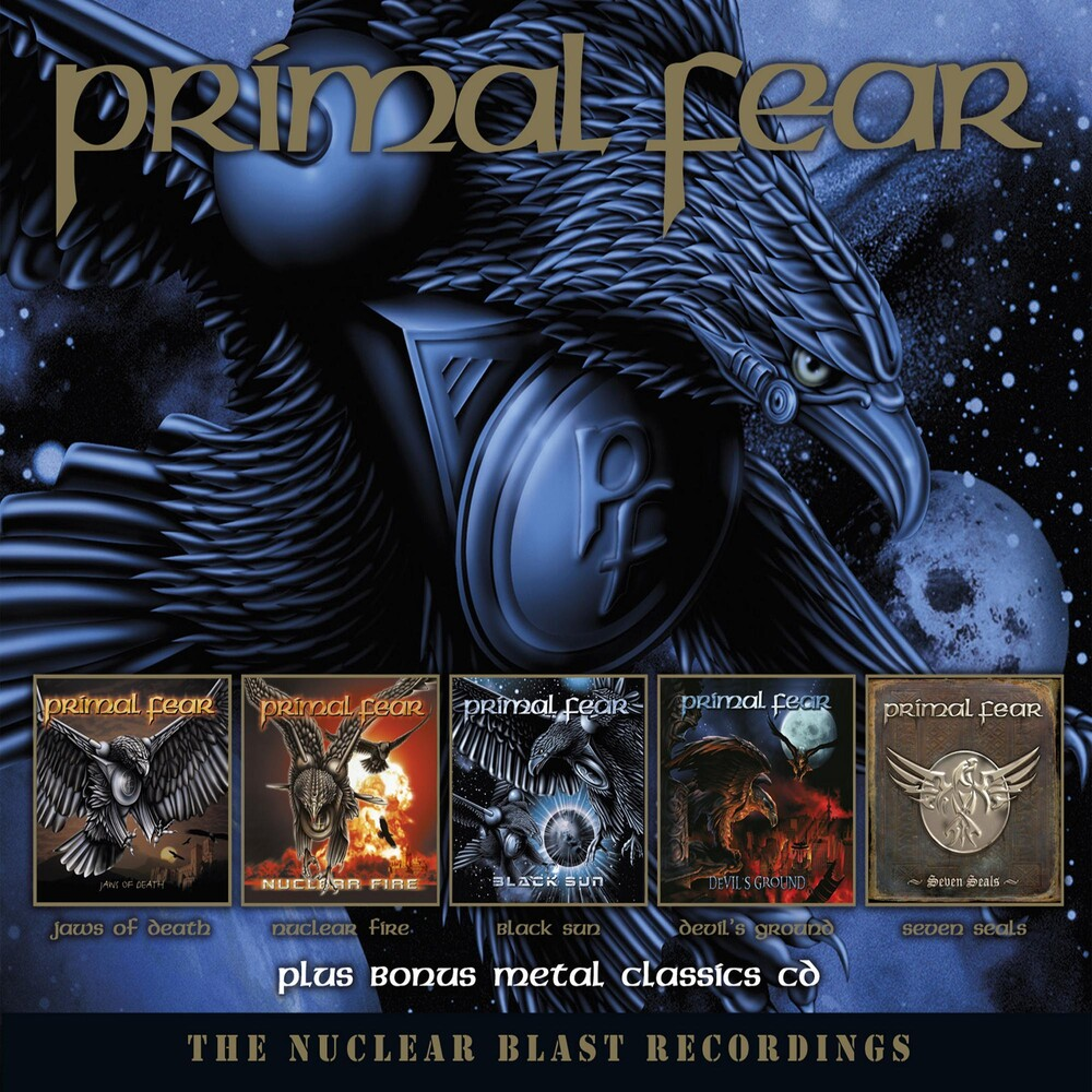 Primal Fear - The Nuclear Blast Recordings