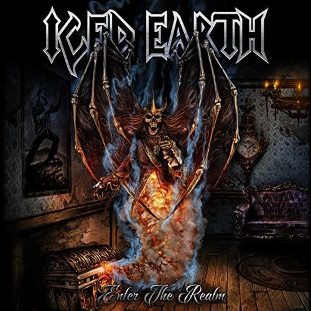 Iced Earth - Enter The Realm EP [Import Limited Edition]