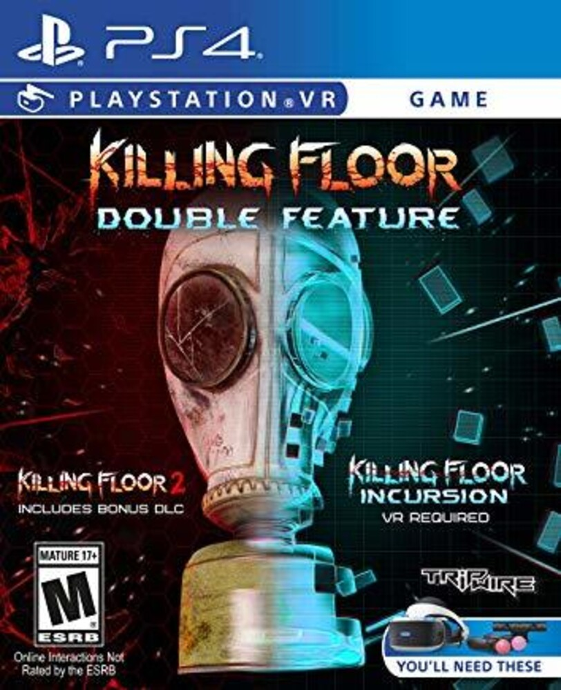 - Killing Floor: Double Feature for PlayStation 4