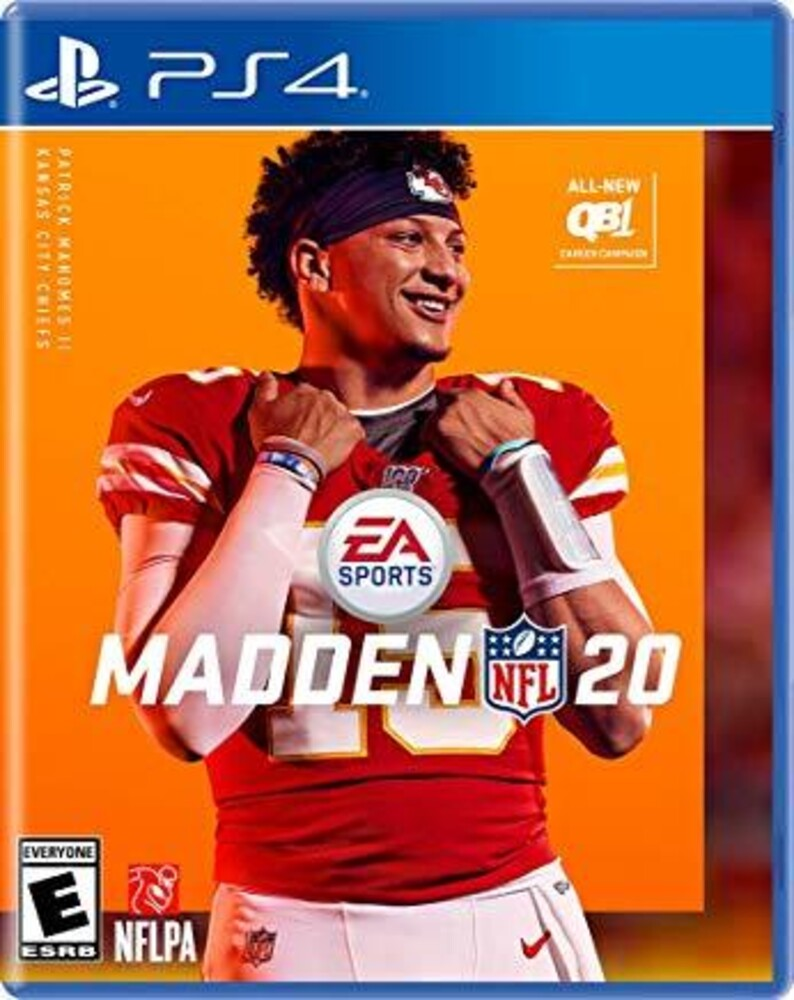 Ps4 Madden NFL 20 - Madden NFL 20 for PlayStation 4