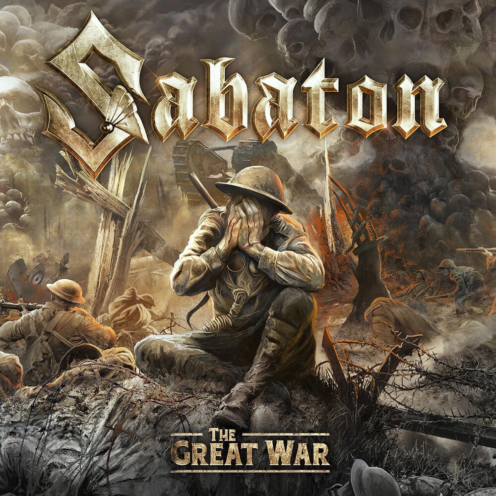Sabaton - The Great War [Import LP]
