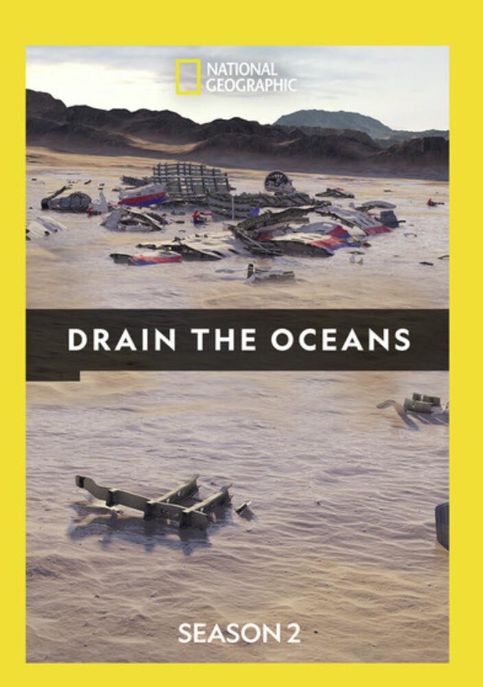 Drain the Oceans: Season 2 - Drain The Oceans: Season 2 (3pc) / (Mod 3pk Ac3)